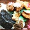 ローソンのボリュームバラエティ弁当は名前の通りボリューム大で満足