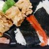 ヨークマートのだし塩鶏から揚げ明太のり弁当はから揚げと明太子の旨さが高ポイント
